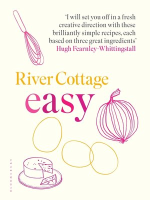 cover image of River Cottage Easy