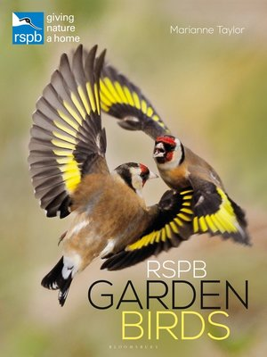 cover image of RSPB Garden Birds