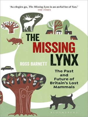 cover image of The Missing Lynx