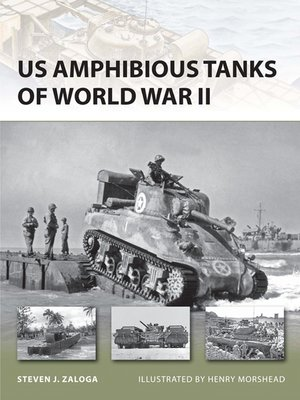 cover image of US Amphibious Tanks of World War II