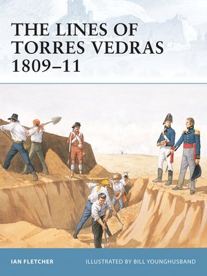 cover image of The Lines of Torres Vedras 1809-11