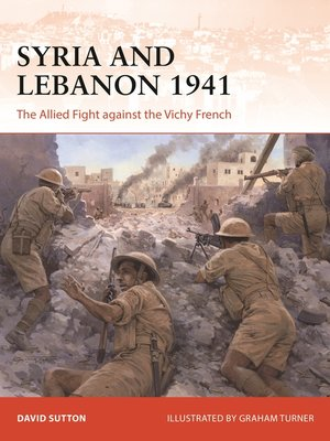 cover image of Syria and Lebanon 1941
