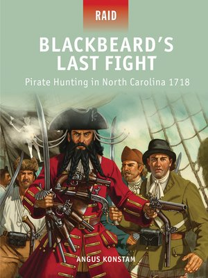 cover image of Blackbeard's Last Fight