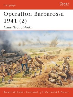 cover image of Operation Barbarossa 1941 (2)