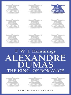 cover image of Alexandre Dumas