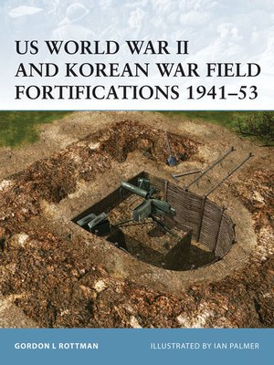 cover image of US World War II and Korean War Field Fortifications 1941–53