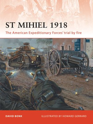 cover image of St Mihiel 1918
