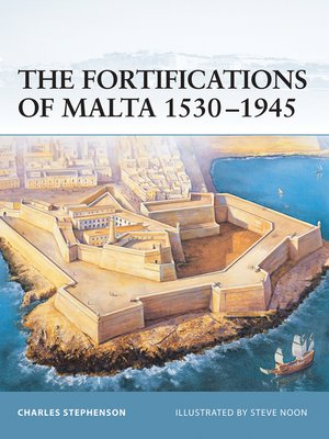 cover image of The Fortifications of Malta 1530-1945