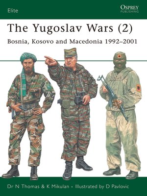 cover image of The Yugoslav Wars (2)