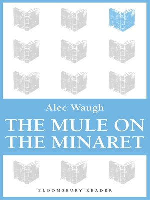 cover image of The Mule on the Minaret