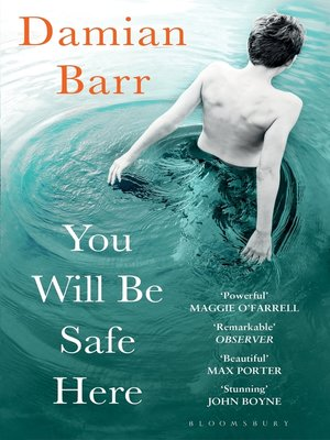 cover image of You Will Be Safe Here