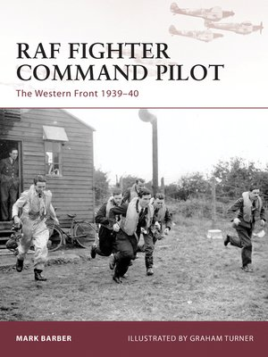 cover image of RAF Fighter Command Pilot