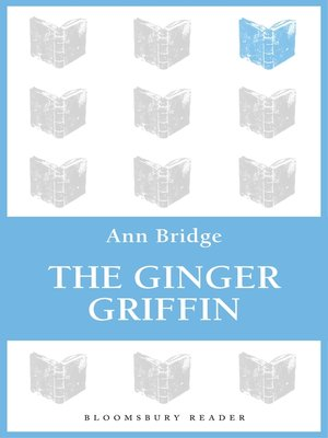 cover image of The Ginger Griffin
