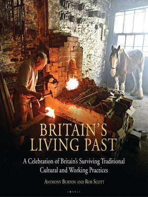 cover image of Britain's Living Past