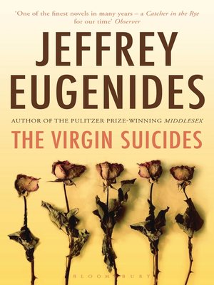 cover image of The Virgin Suicides