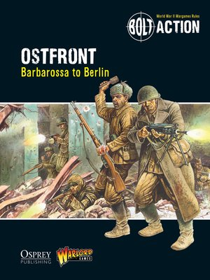 cover image of Ostfront