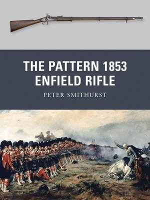 cover image of The Pattern 1853 Enfield Rifle