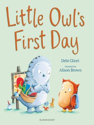 cover image of Little Owl's First Day