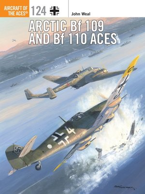 cover image of Arctic Bf 109 and Bf 110 Aces