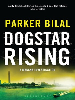 cover image of Dogstar Rising