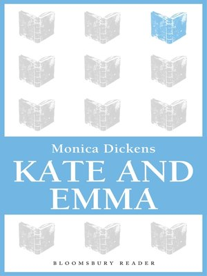 cover image of Kate and Emma