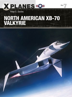 cover image of North American XB-70 Valkyrie