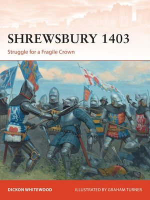 cover image of Shrewsbury 1403