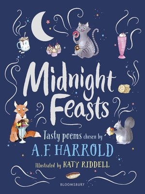 cover image of Midnight Feasts