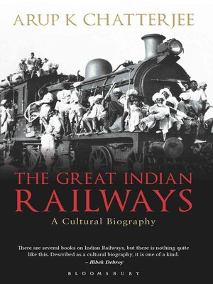 cover image of The Great Indian Railways