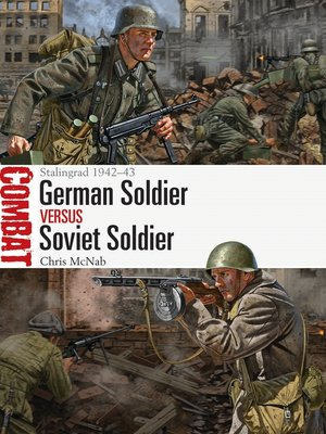 cover image of German Soldier vs Soviet Soldier