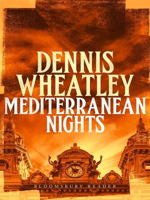 cover image of Mediterranean Nights