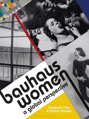 cover image of Bauhaus Women