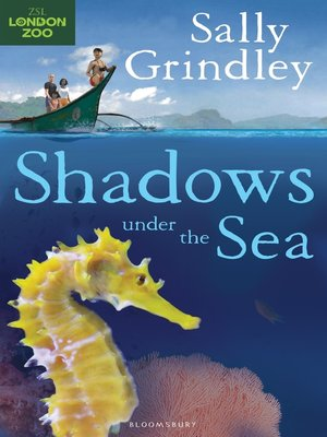 cover image of Shadows under the Sea