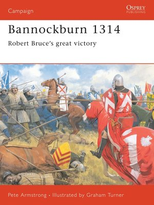 cover image of Bannockburn 1314