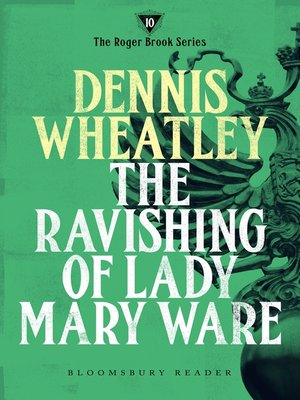 cover image of The Ravishing of Lady Mary Ware