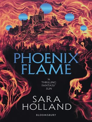 cover image of Phoenix Flame