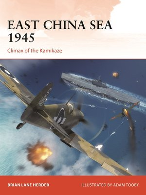cover image of East China Sea 1945