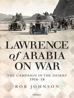cover image of Lawrence of Arabia on War