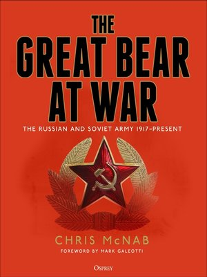 cover image of The Great Bear at War