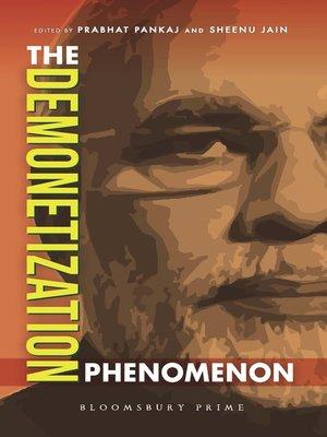 cover image of The Demonetization Phenomenon