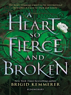 cover image of A Heart So Fierce and Broken