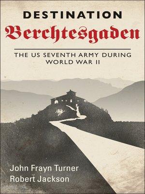 cover image of Destination Berchtesgaden