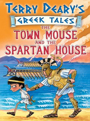 cover image of The Town Mouse and the Spartan House