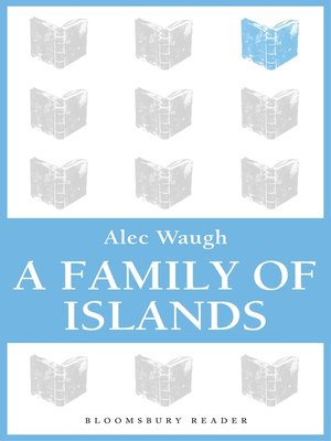 cover image of A Family of Islands
