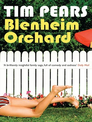 cover image of Blenheim Orchard