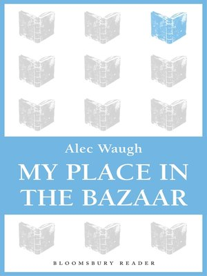 cover image of My Place in the Bazaar
