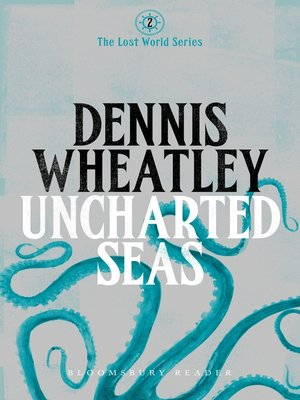 cover image of Uncharted Seas