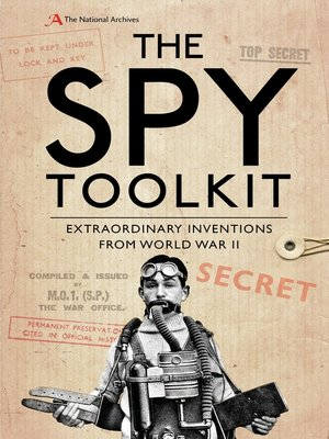 cover image of The Spy Toolkit