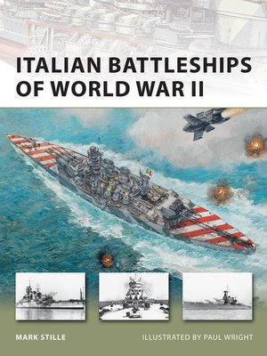 cover image of Italian Battleships of World War II