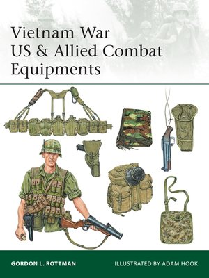 cover image of Vietnam War US & Allied Combat Equipments